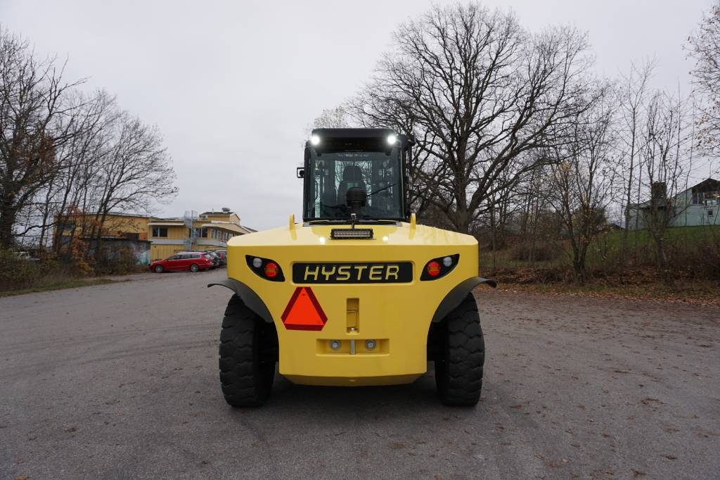 Hyster H16XM-12, Diesel counterbalance Forklifts, Material Handling