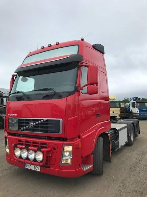 Volvo FH480, Dragbilar, Transportfordon