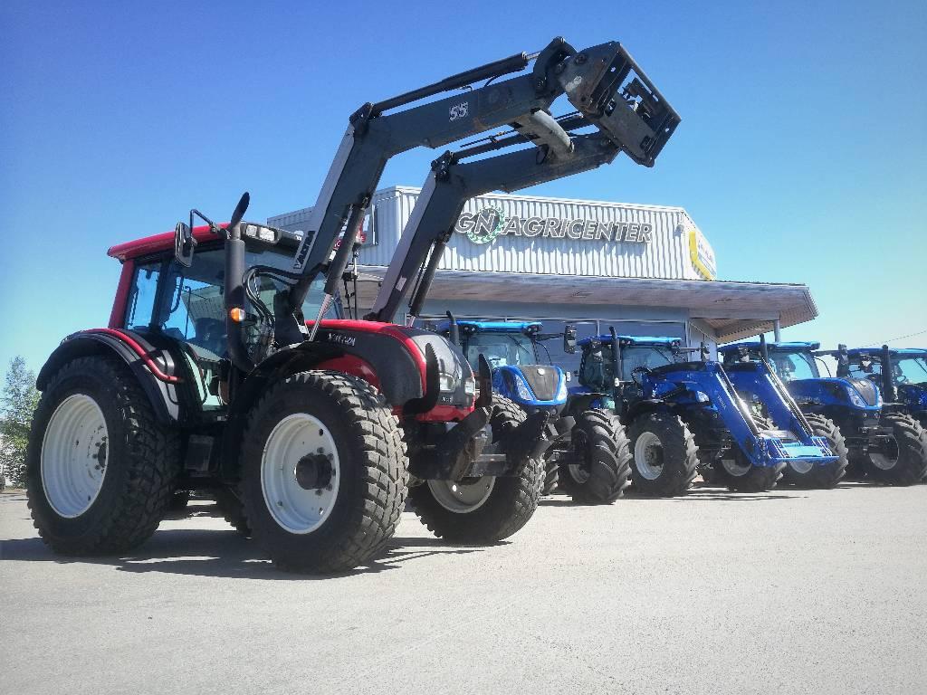 Valtra N141 Hitech, Traktorit, Maatalous