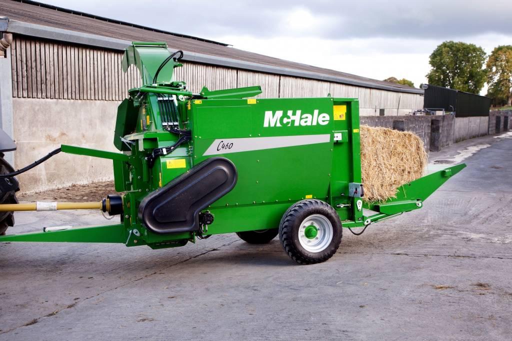 McHale C 460, Désileuse, Agricole