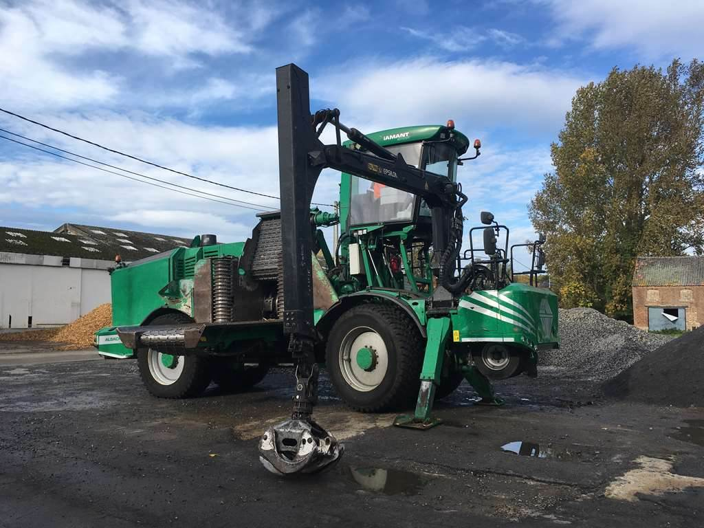 Albach Diamant 2000, Harvesters, Forestry Equipment