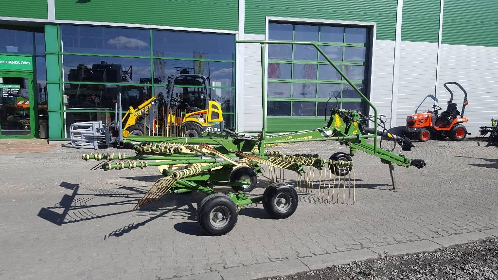 Krone Swadro 46T, Zgrabiarki i przetrząsacze, Maszyny rolnicze