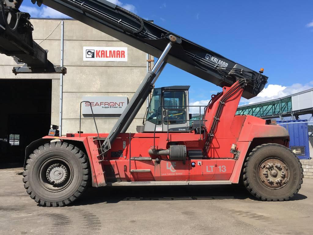 Kalmar DRF450-65S5X, Reachstackers, Material Handling