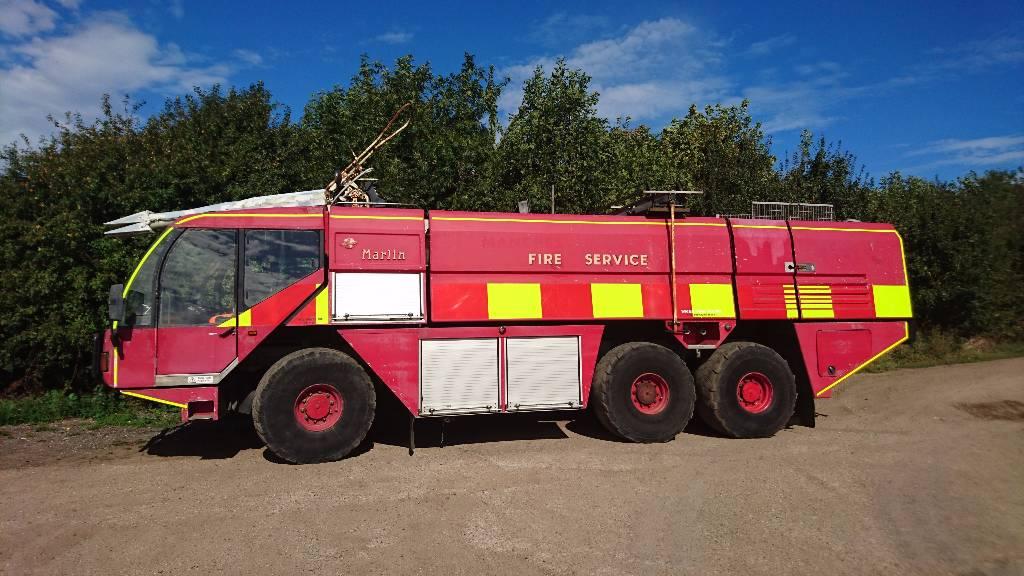 REYNOLDS Boughton Marlin 6x6 Fire Truck, Fire trucks, Transportation