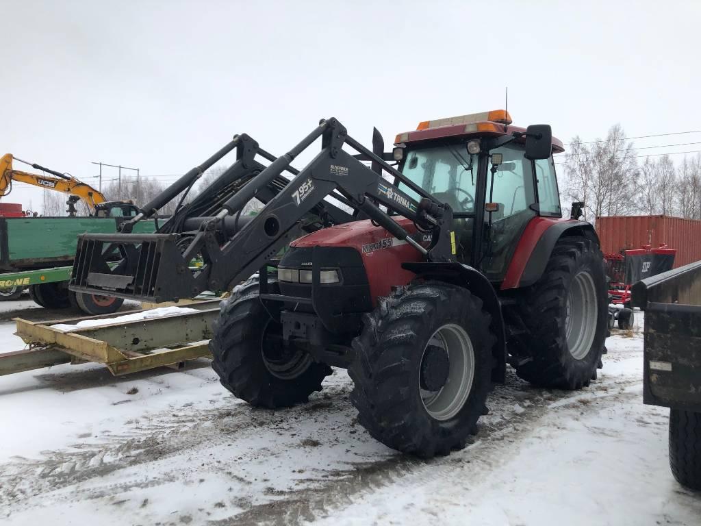 Case IH MXM 155, Traktorer, Lantbruk