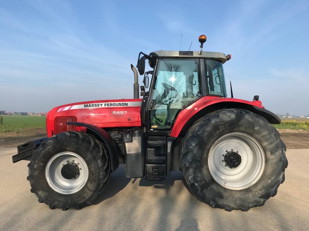 Massey Ferguson 6497 Dyna-6, Tractoren, All Used Machines