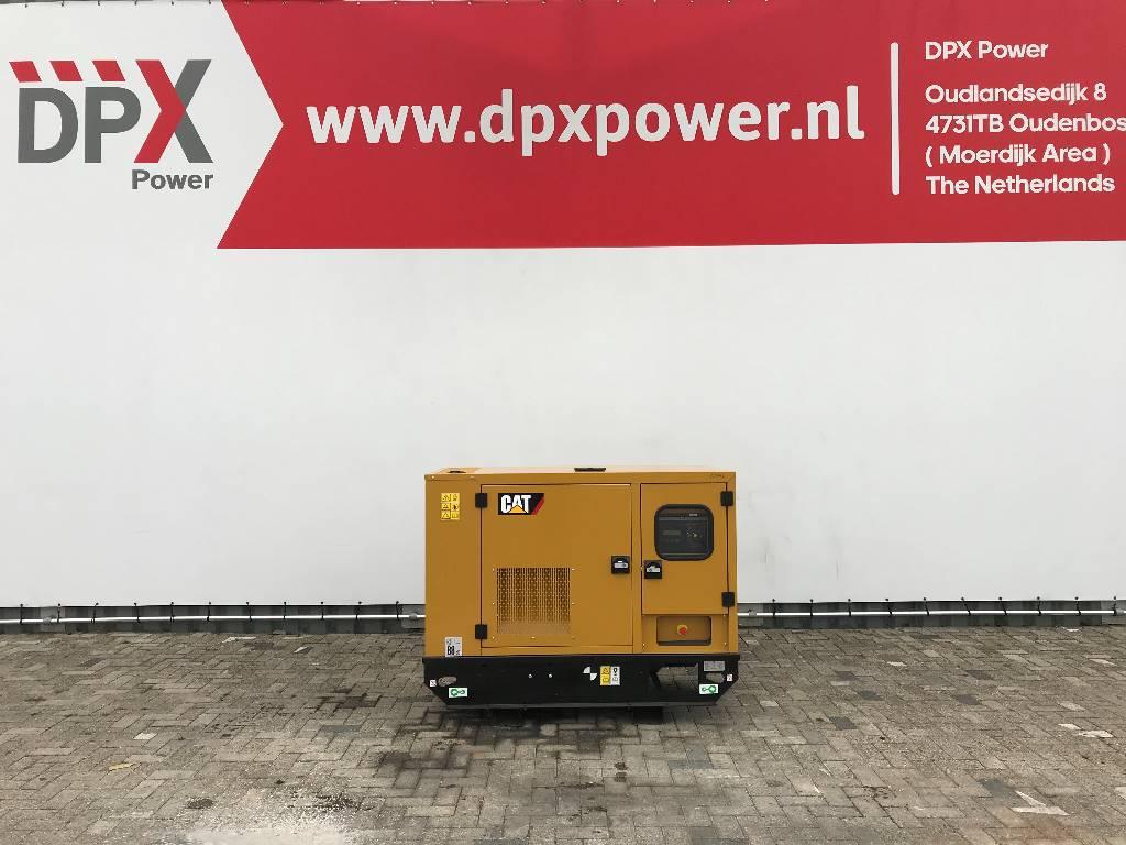 Caterpillar DE13.5E3 Generator - DPX-18001, Diesel generatoren, Bouw