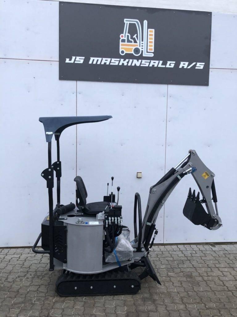 [Other] Minigraver MB 1500, Minigravemaskiner, Entreprenør