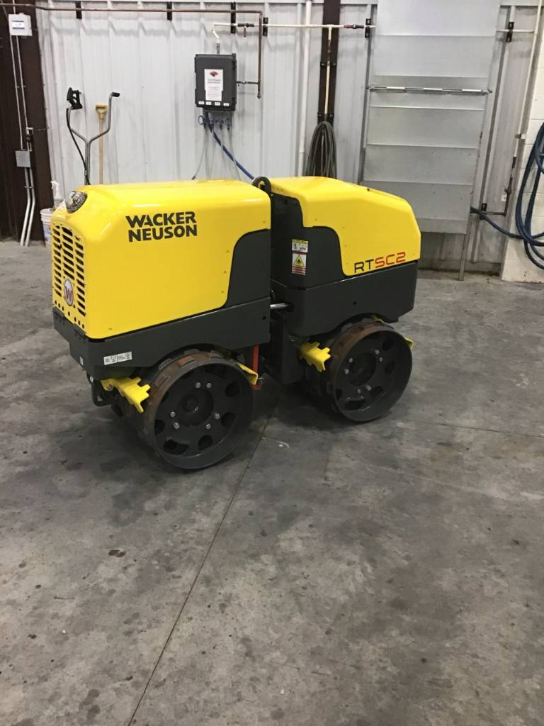 Wacker Neuson RTx-SC2, Rollers, Products