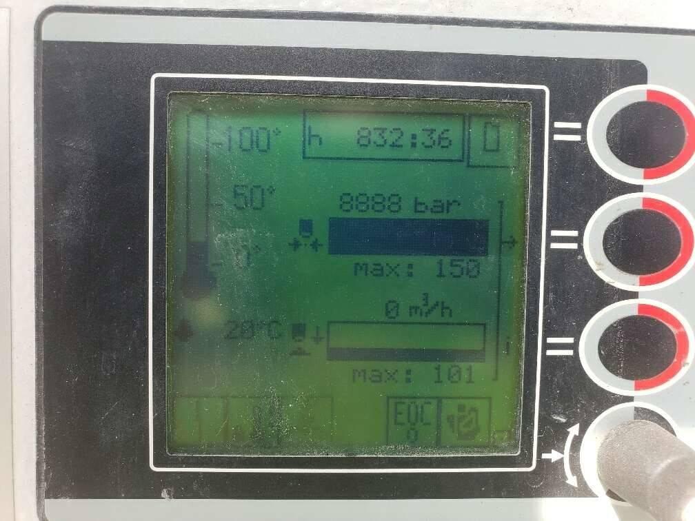 Putzmeister BSA 14000 Tier 3, Line Pumps, Construction Equipment