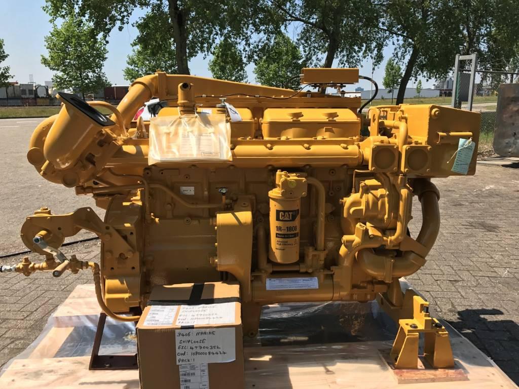 Caterpillar Unused - 3406 Marine Propulsion - 298 kW - 4T7, Marine Applications, Construction