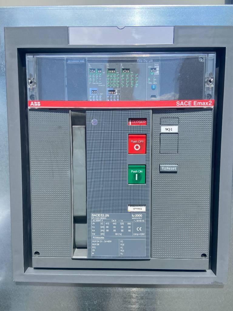 Perkins 4008TAG2A - 1.125 kVA Generator - DPX-15720, Diesel generatoren, Bouw