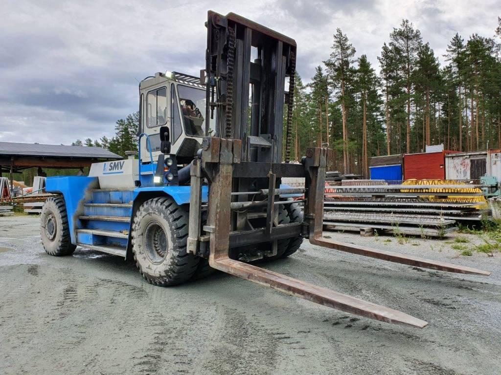 SMV 32-1200, Diesel trucks, Material Handling