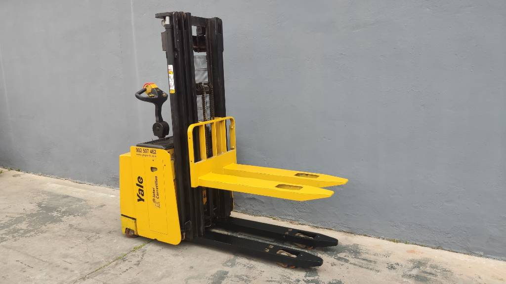 Yale MS15XIL, Pedestrian stacker, Material Handling
