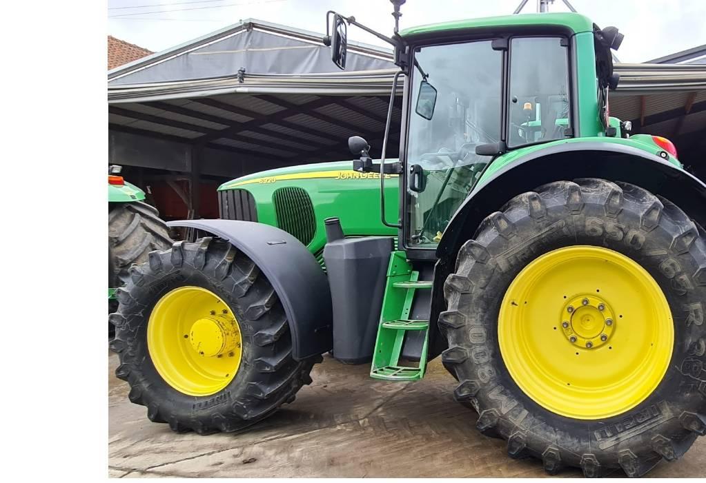 John Deere 6920 AQ + ECOSHIFT, Tractoren, Landbouw
