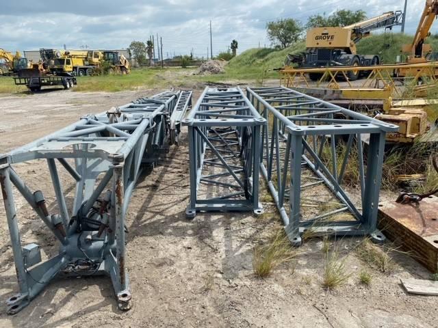 Grove GMK4090, Crane Parts and Equipment, Construction Equipment