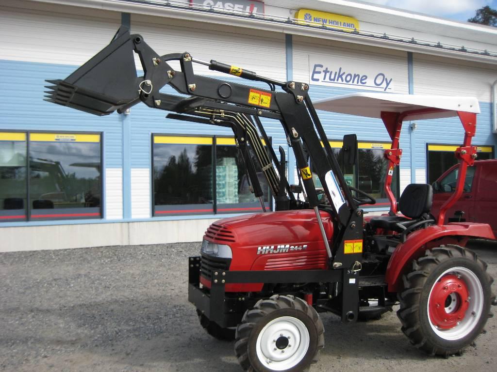 tarmo hhjm jinma 244e preis baujahr 2016 gebrauchte traktoren gebraucht kaufen und. Black Bedroom Furniture Sets. Home Design Ideas