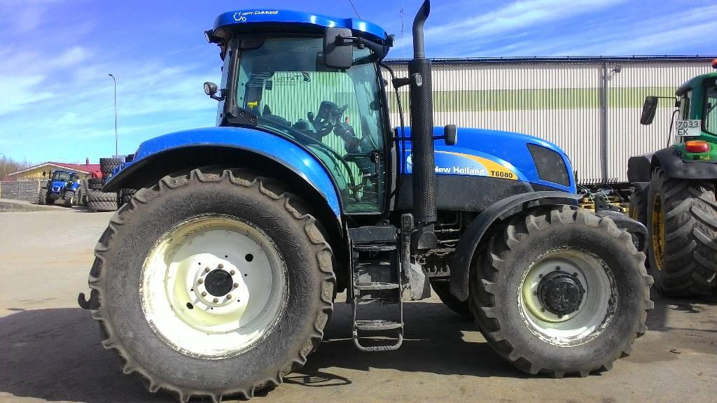 New Holland T 6080 PowerCommand, Traktorid, Põllumajandus