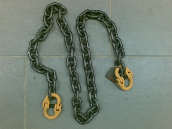 Bell Tail Gate Chain, Other components, Construction