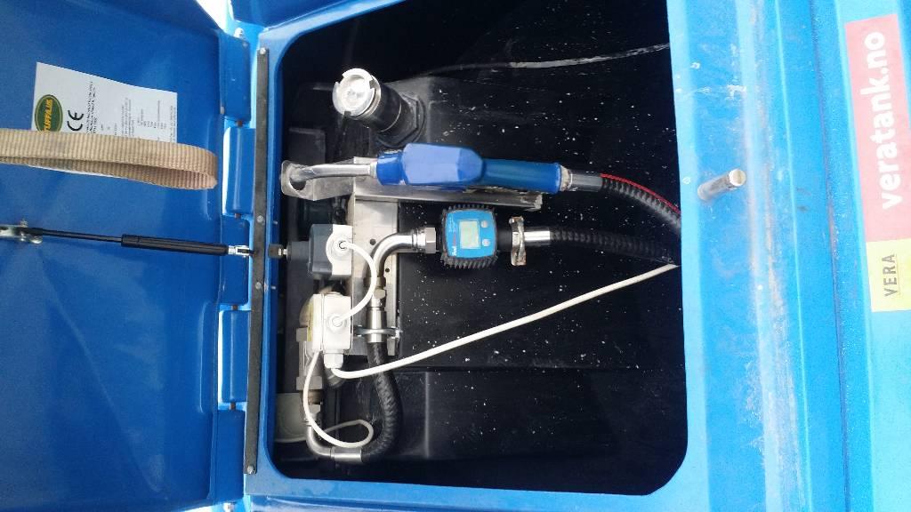 [Other] Vera Tank 2500 liters, Annet tilbehør, Landbruk