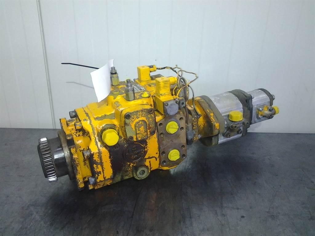 Hydromatik A4V71DA2.0R1G5A1A - Ahlmann AZ9/AS9 - Drive pump