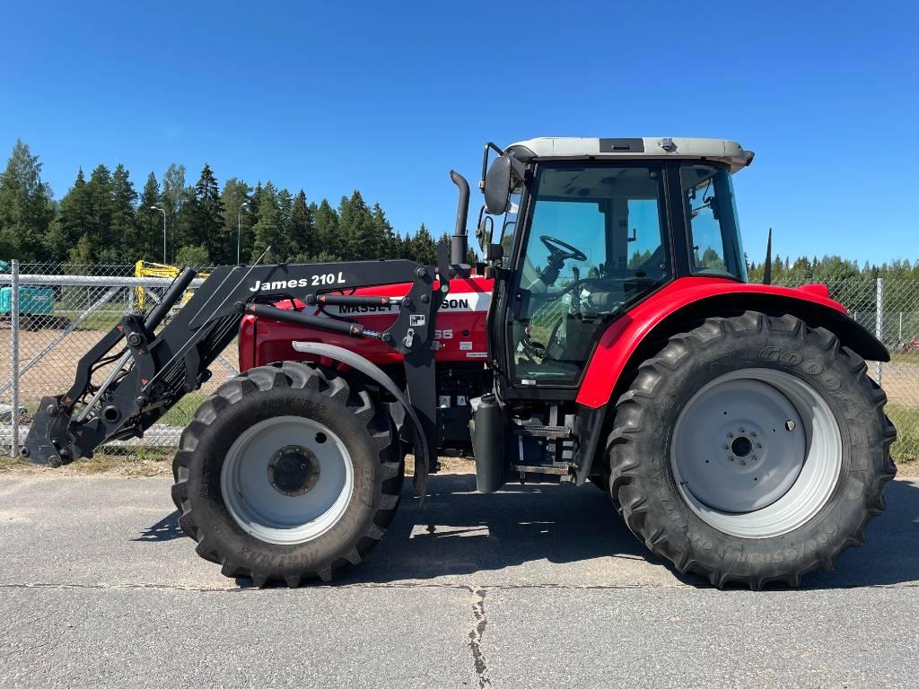 Massey Ferguson 5465 Dyna 4, Traktorit, Maatalous