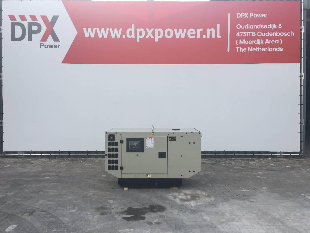 Perkins 404A-22G1 - 22 kVA - DPX-15701, Diesel generatoren, Bouw