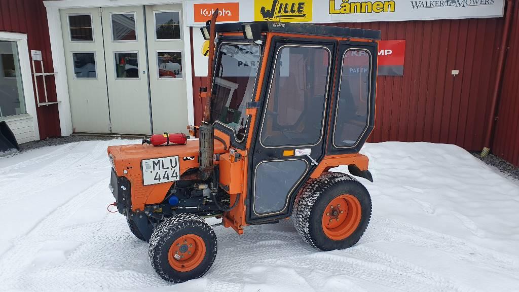 Kubota B 7100 HST, Kompakttraktorer, Grönytemaskiner
