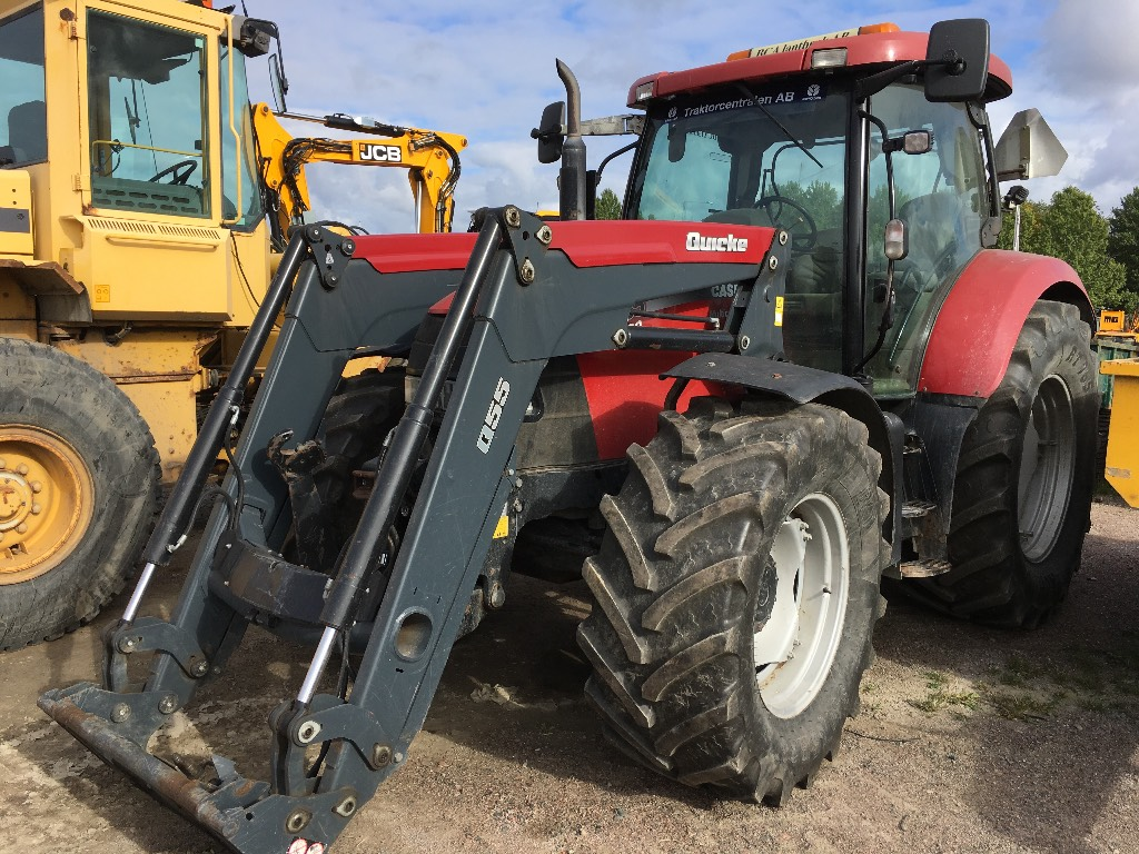 Case IH MXU135 FL Lastare, Traktorer, Lantbruk