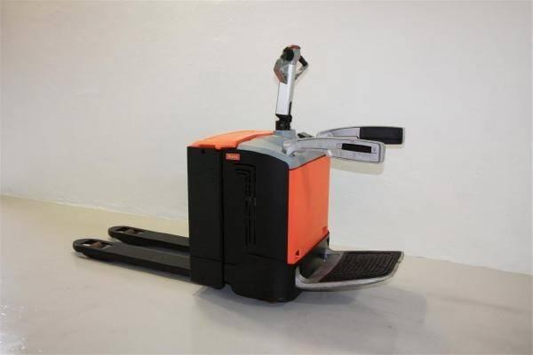 Rocla TP20ac, Lavansiirtotrukit ajotasolla, Materiaalinkäsittely