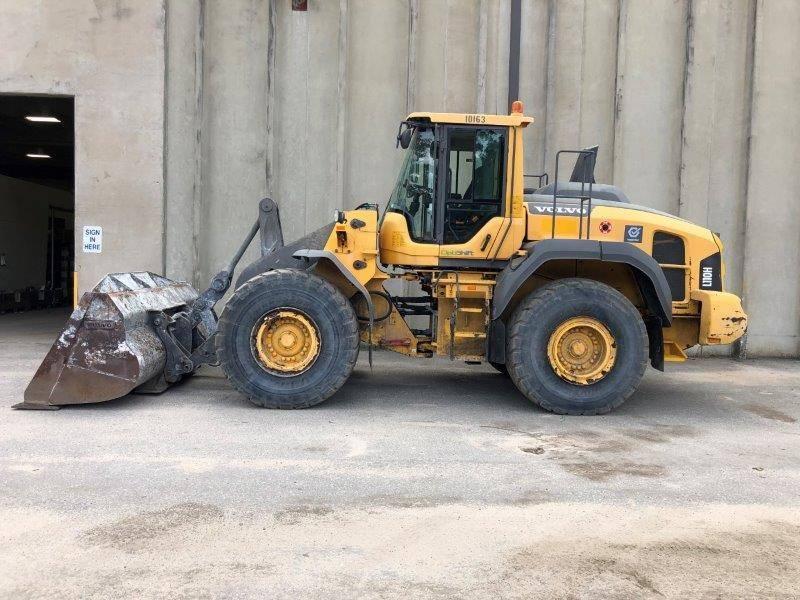 Volvo L110H, Wheel Loaders, Construction Equipment