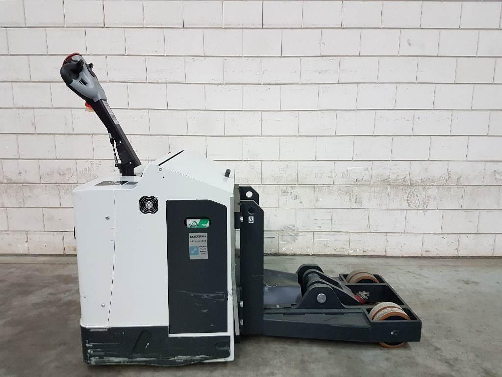CSI TRS XT 3060, Electro trekker, Laden en lossen