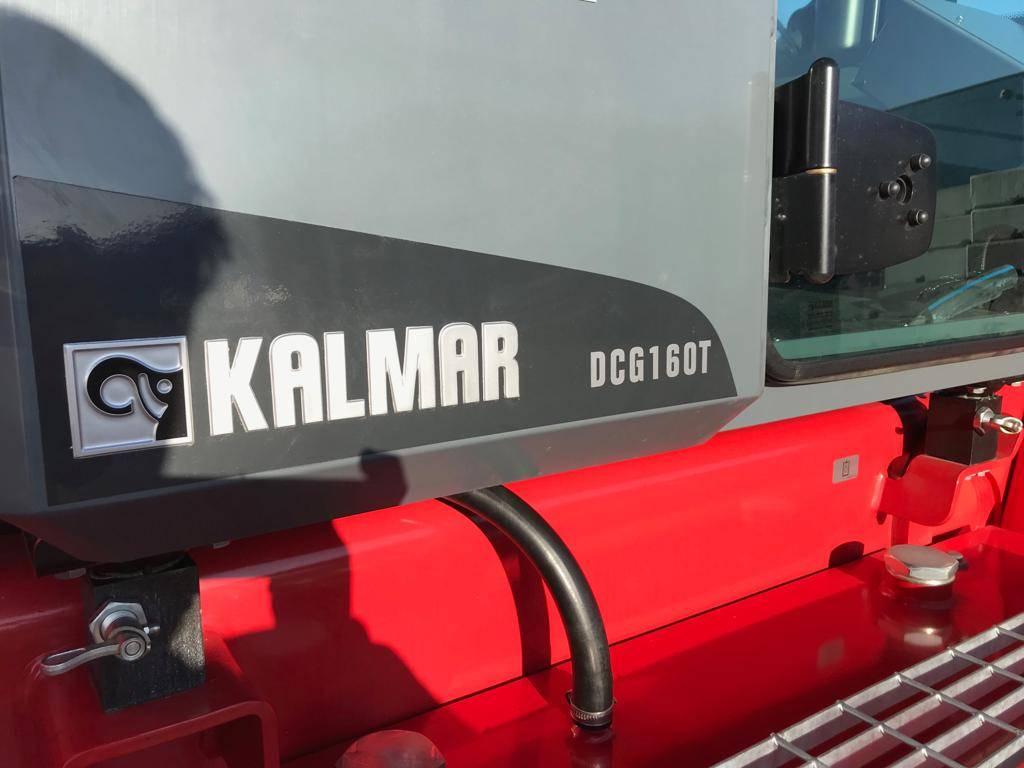 Kalmar DCG 160-6T, Diesel heftrucks, Material Handling