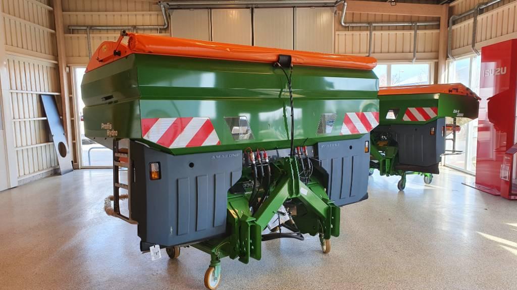 Amazone ZA-TS 4200 Profis Hydro, Mineralgödselspridare, Lantbruk