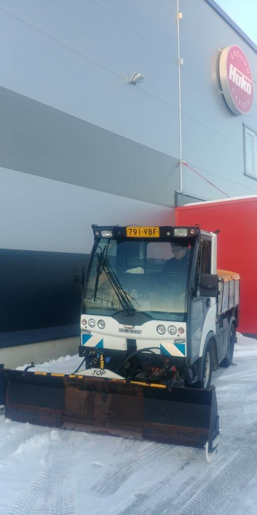 Multicar Tremo Carrier S, Taajamakoneet, Ympäristökoneet
