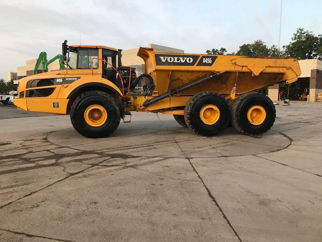 Volvo A45G, Articulated Trucks, Construction Equipment
