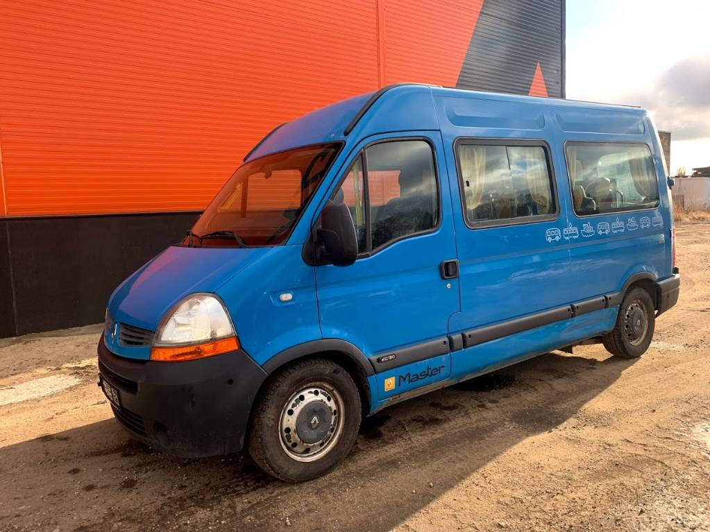 Renault Master 120 DCI, Mini buses, Trucks and Trailers