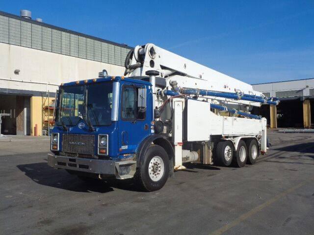 Schwing 2023-4/39X, Boom Pumps, Construction Equipment