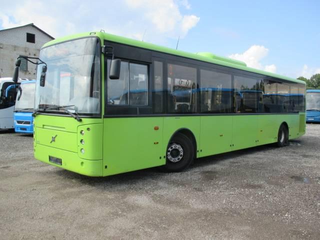 Volvo B7RLE EURO 5, Linnabussid, Transport