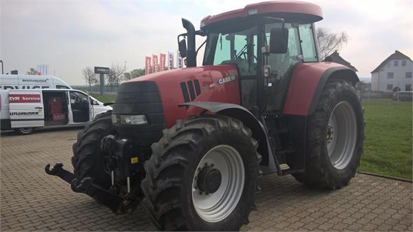 Case IH CVX 175 Profi, Traktoren, Landmaschinen
