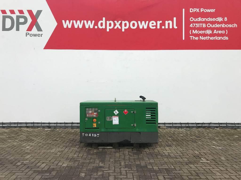 Himoinsa HIW30 - Iveco - 30 kVA Generator - DPX-12167, Diesel generatoren, Bouw