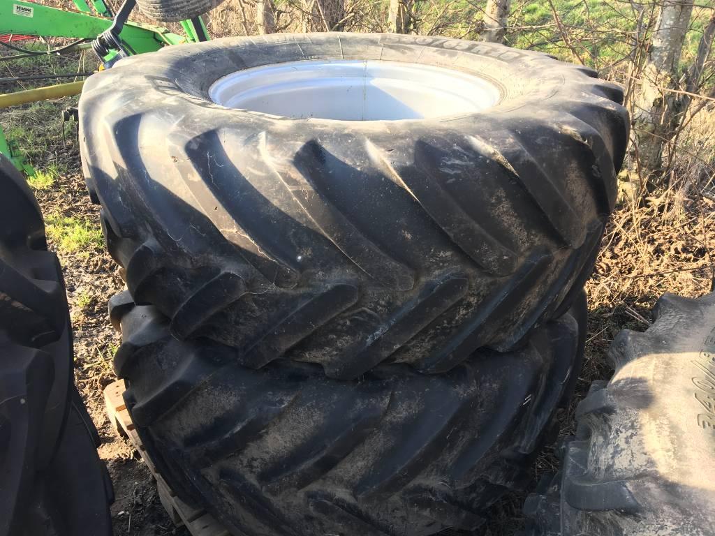 Michelin Multibib 540/65R28, Banden, wielen en velgen, All Used Machines