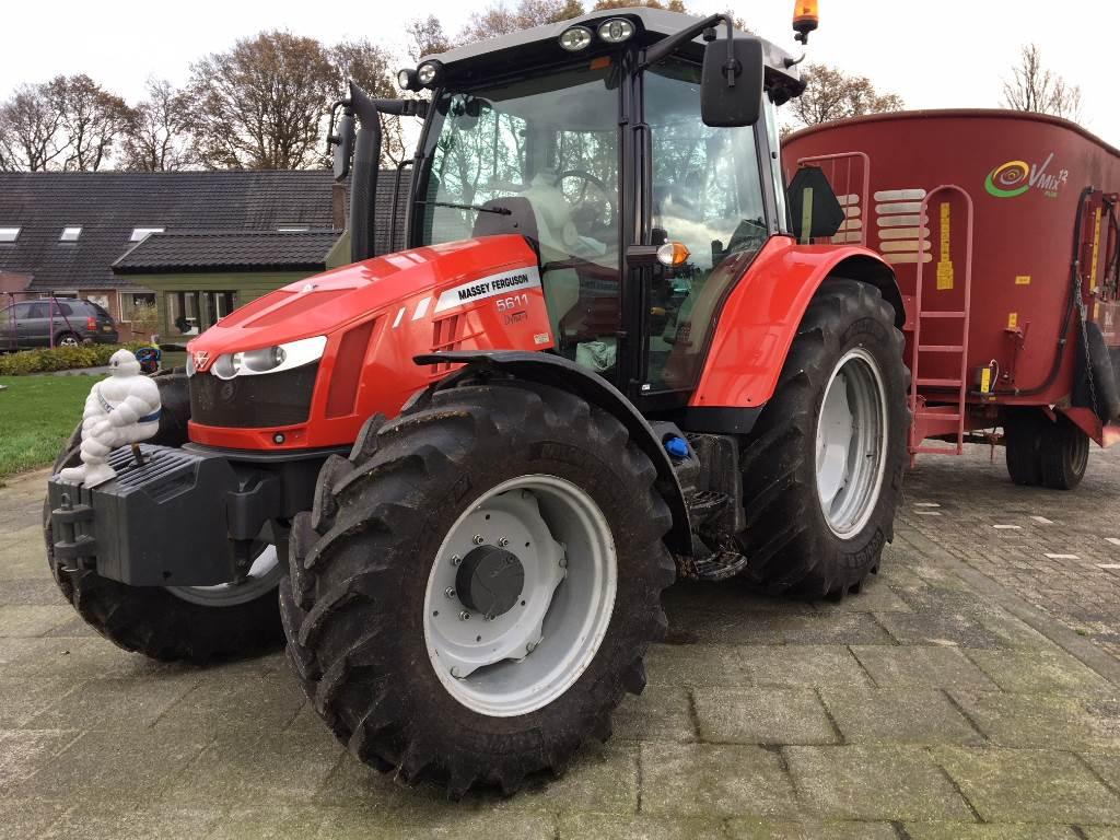 Massey Ferguson 5611 Dyna-4, Tractoren, Landbouw