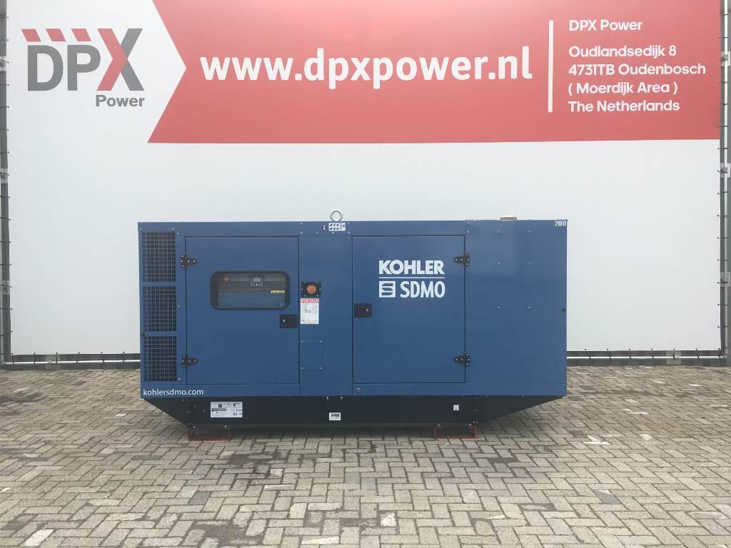 Sdmo J200 - 200 kVA Generator - DPX-17109, Diesel generatoren, Bouw