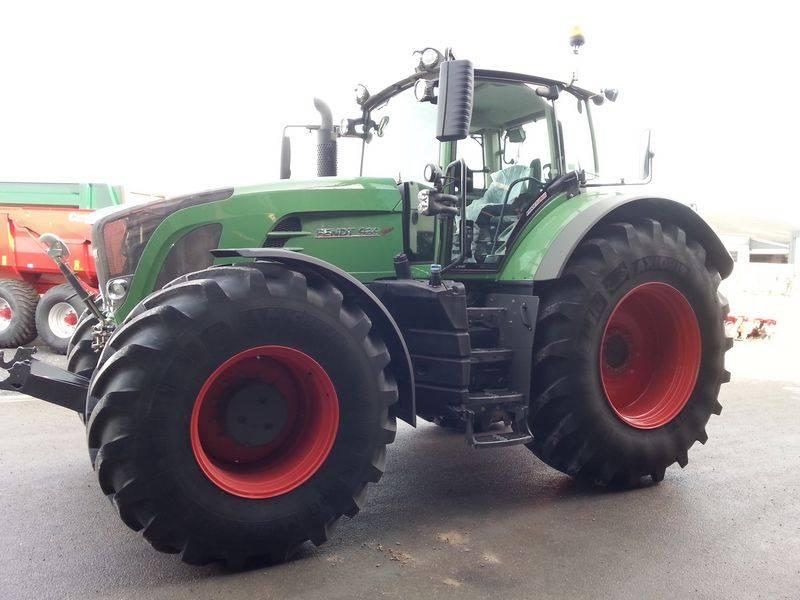 Fendt 939 VARIO Profi RüFa, Tracteur, Agricole