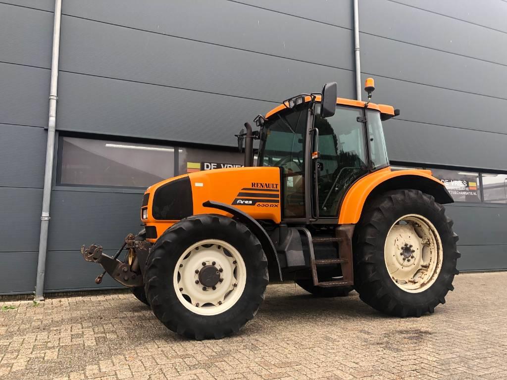 Renault Ares 630 RX, Tractoren, Landbouw