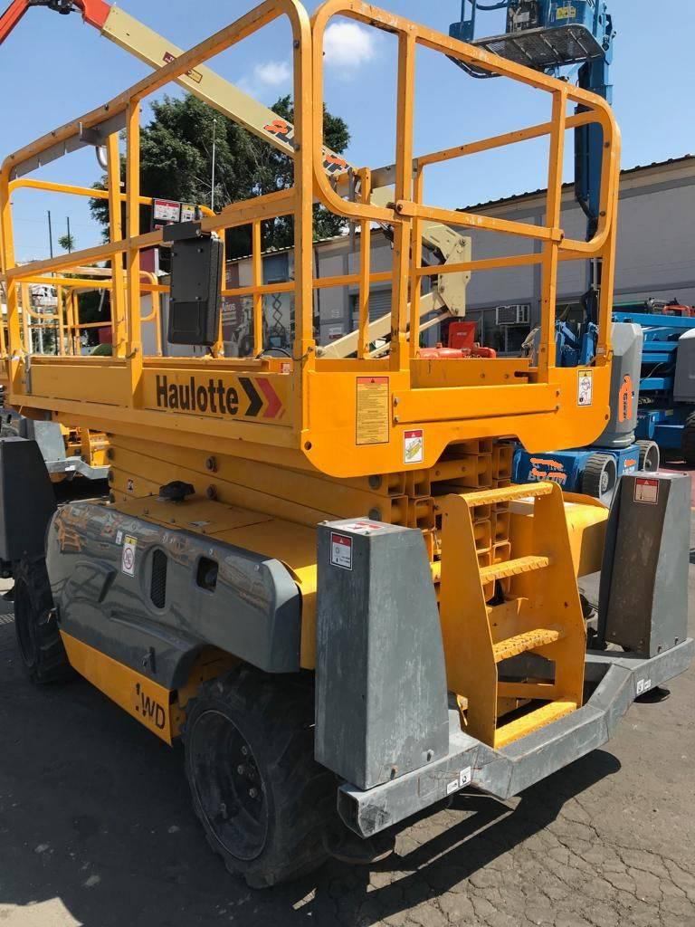 Haulotte COMPACT12 DX 943, Scissor Lifts, Construction Equipment