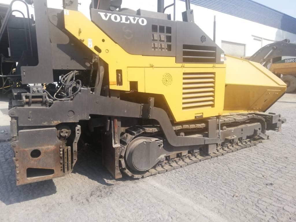 Volvo ABG 8820 B, Asphalt pavers, Construction Equipment