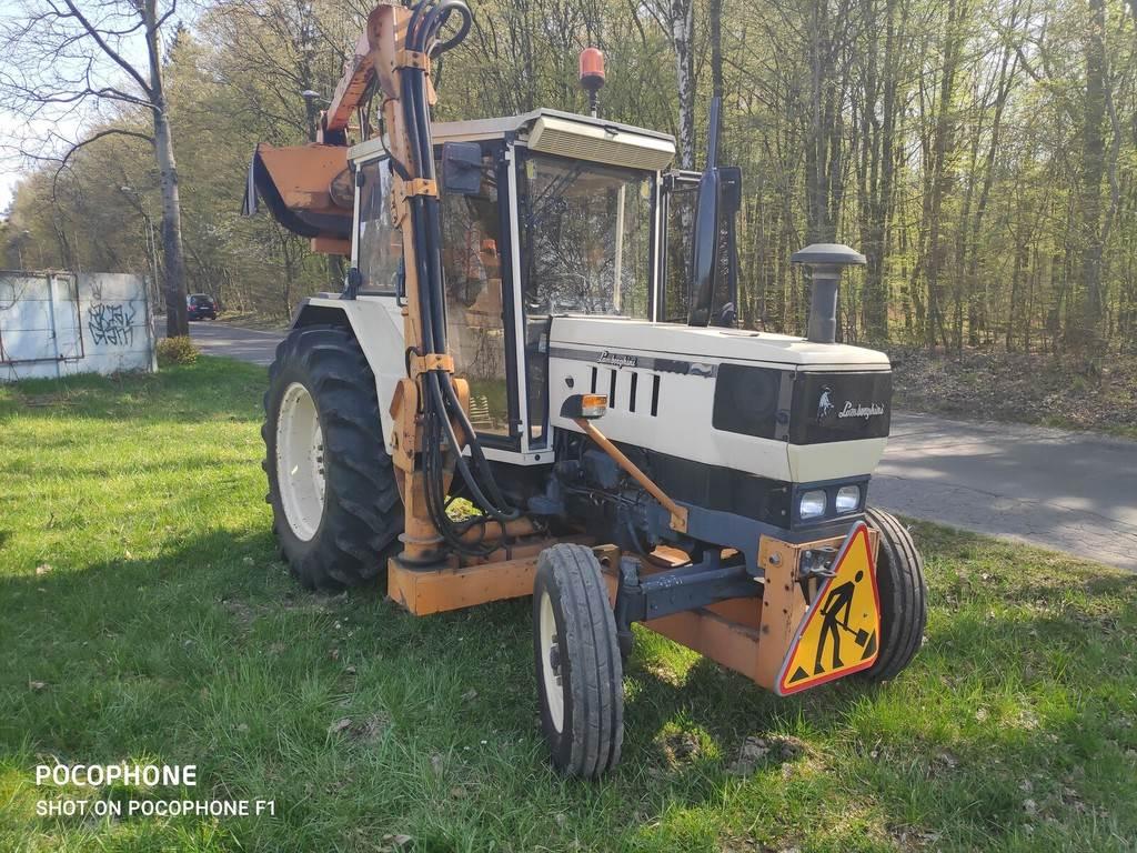 Lamborghini 774-80, Traktory, Maszyny rolnicze