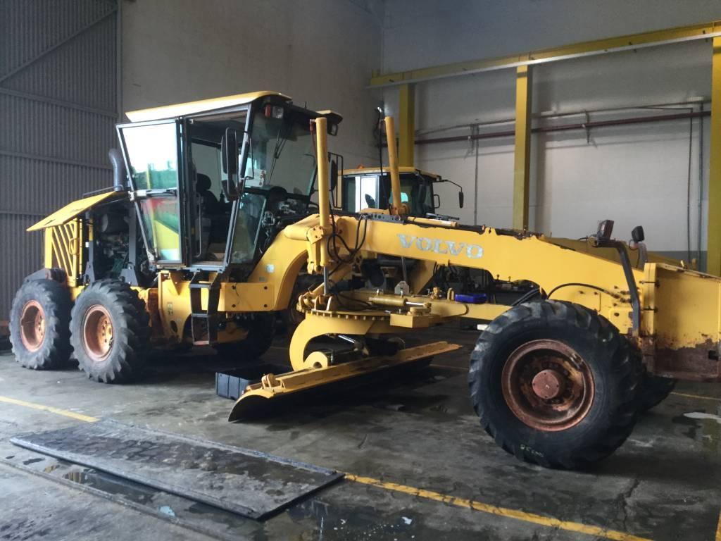 Volvo G930, Motor Graders, Construction Equipment